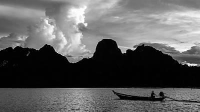 Photograph - Sleepy Mountain by Paul Sharman