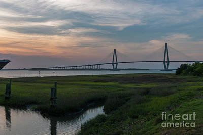 Photograph - Sleepy Southern Town Of Charleston by Dale Powell