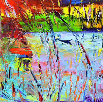 Painting - Splendor by Ward