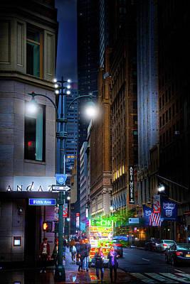 Photograph - Slick City by Mark Andrew Thomas