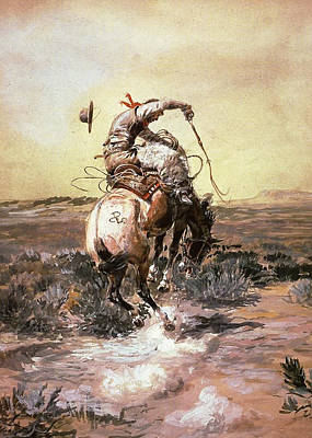 Slick Digital Art - Slick Rider by Charles Russell
