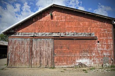 Photograph - Sliding Doors by David Arment