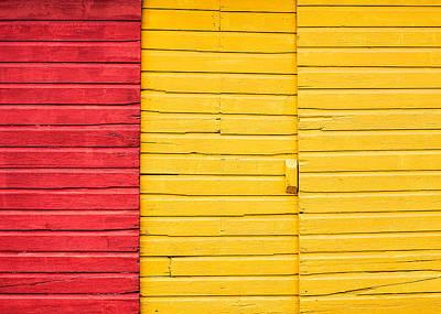 Photograph - Sliding Doors by Todd Klassy