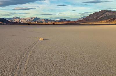 Photograph - Sliding Rock 2 by Jonathan Nguyen