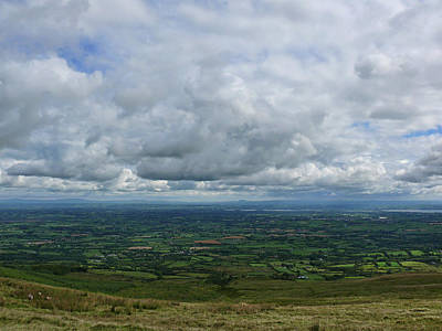 Photograph - Slieve Gallion View by Colin Clarke