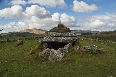Photograph - Slievefelim Tomb by Michael Quinlan