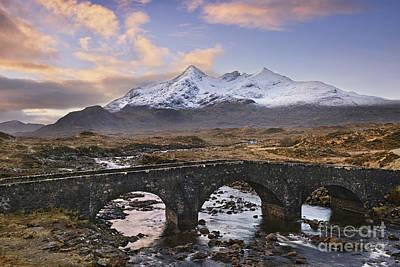 Sligachan Bridge Print by Rod McLean