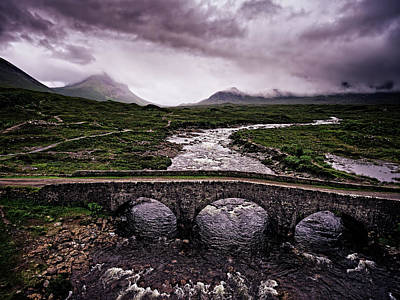 Photograph - Sligachan by Ian Good