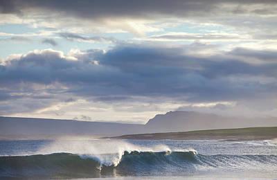Photograph - Sligo Waves by Peter McCabe