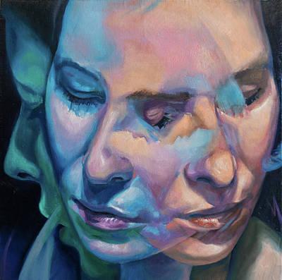 Slipping Away Art Print by Scott Hutchison