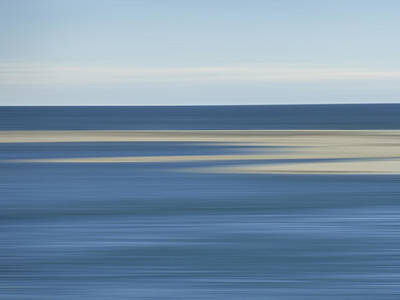 Cape Cod Photograph - Sliver Of Silver by Heather MacKenzie