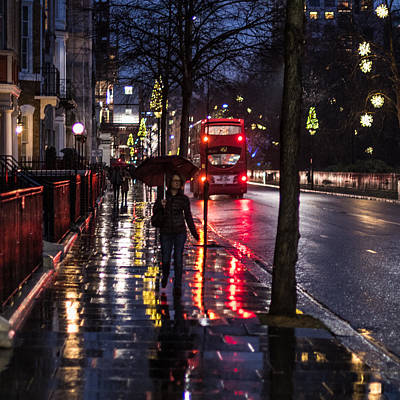 Photograph - Sloane Street Square by Matt Malloy