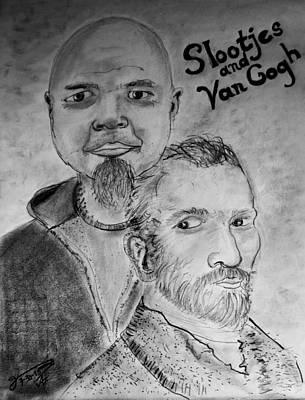 Olympic Sports - Slootjes and Van Gogh by Jose A Gonzalez Jr