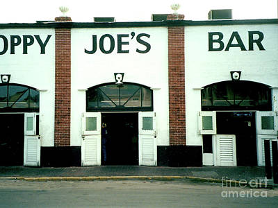 Photograph - Sloppy Joe's Bar - Key West Florida by Merton Allen