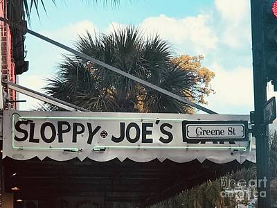 Photograph - Sloppy Joes by Michael Krek