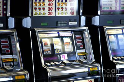 Global Design Shibori Inspired - Slot Machine  by Anthony Totah
