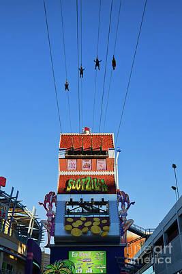 Photograph - Slotzilla Las Vegas by Tatiana Travelways