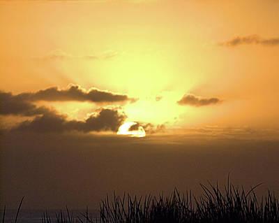 Photograph - Slow Sunrise by Newwwman