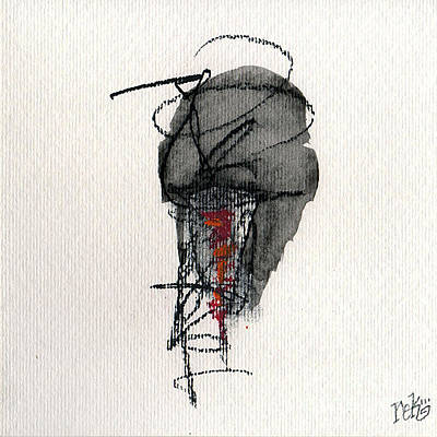 Painting - Small Abstract #1 by Rick Baldwin