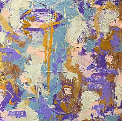 Painting - Small Blessings No 3 by Mary Mirabal