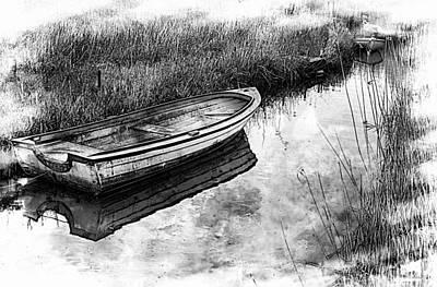 Photograph - Small Boat #2 by Karen McKenzie McAdoo