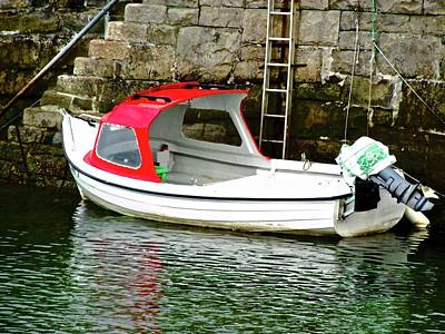 Photograph - Small Boat by Stephanie Moore