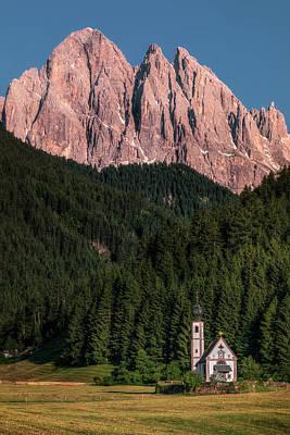 Photograph - Small Chapel by Joana Kruse