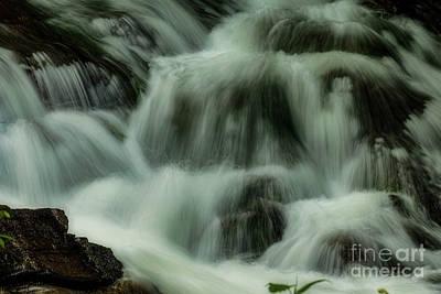 Digital Art - Small Falls by Elijah Knight