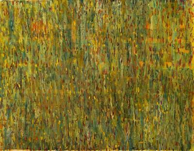 Small Impression Art Print by Jacob Stempky