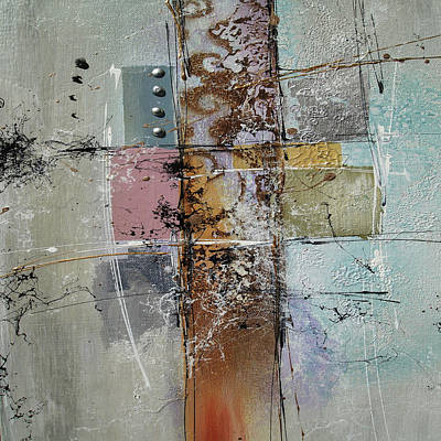 Painting - Small Invention No.1 by Deborah Valiquet-Myers