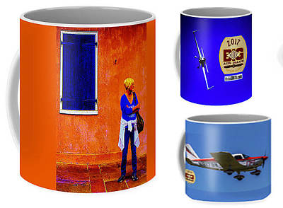 Photograph - Small Or Large Coffee Mugs by Jeff Kurtz
