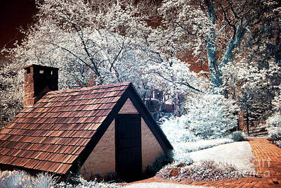 Photograph - Small Roof Infrared by John Rizzuto