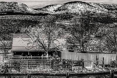 Kim Fearheiley Photography - Small Stable Loveland Colorado by Roger Passman