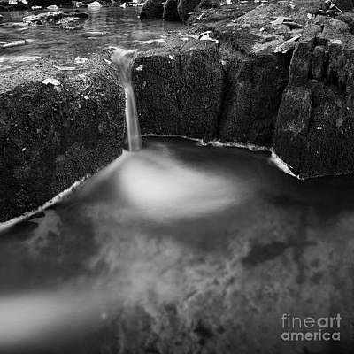 Photograph - Small Stream 2 by Patrick M Lynch