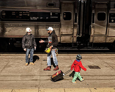 Photograph - Small Traveler by Alan Raasch