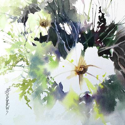 Painting - Small Wonders by Rae Andrews