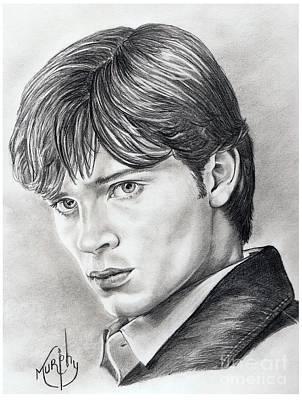 Smallville  Tom Welling Art Print