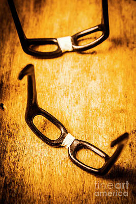 Eyeglasses Photograph - Smart And Smarter by Jorgo Photography - Wall Art Gallery