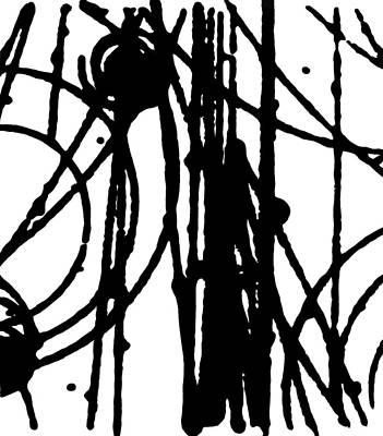 Smashing Atoms Number 1 Original by Keith Francis