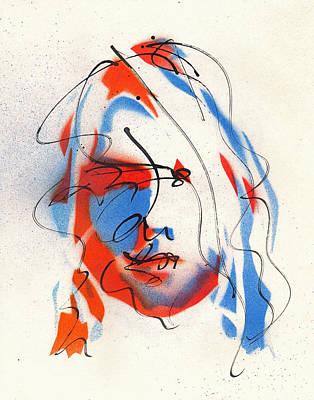 Foo Fighters Painting - Smells Like Teen Spirit by Ryan  Hopkins