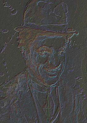 Rire Digital Art - Smile 1 by Laur Iduc