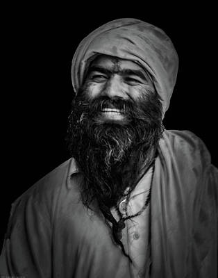 Photograph - Smile Is Important  by Manjot Singh Sachdeva