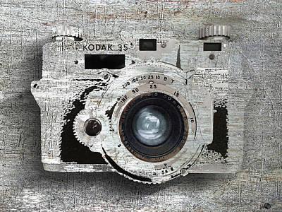 Mixed Media - Smile by Tony Rubino