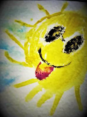 Photograph - Smiley Sunshine by Rob Hans