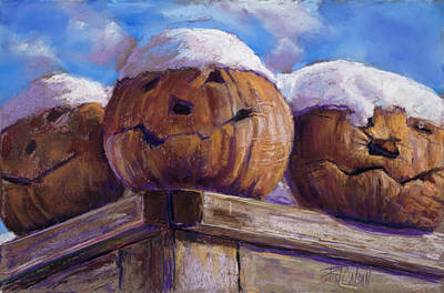 Smilin Jacks Art Print by Billie Colson