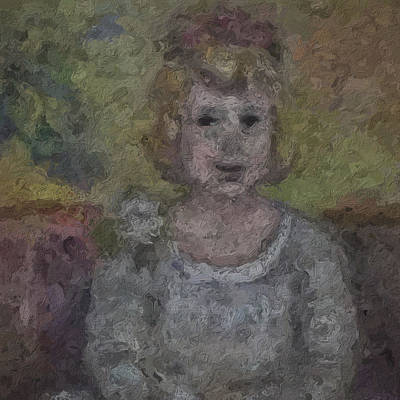 Photograph - Smiling Sally by Modern Art