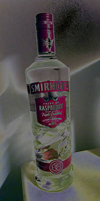 Smirnoff Photograph - Smirnoff Raspberry Smooth by Billy Cooper Rice