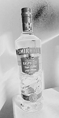 Smirnoff Photograph - Smirnoff Vodka Smooth Chilled by Billy Cooper Rice
