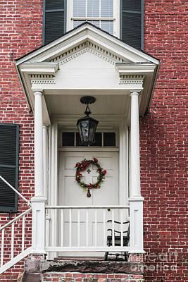 Door Photograph - Smith Door Detail by Thomas Marchessault