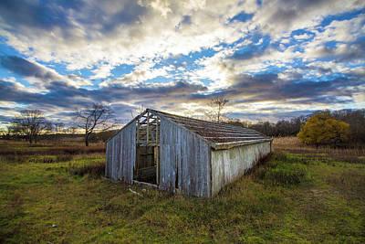 Photograph - Smith Duck Farm In East Moriches by Robert Seifert